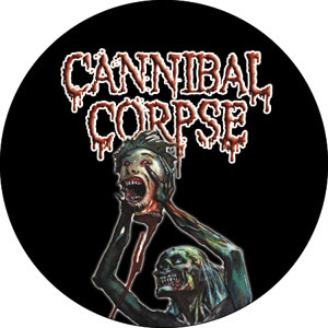 Cannibal Corpse- Spree pin (pinX150)
