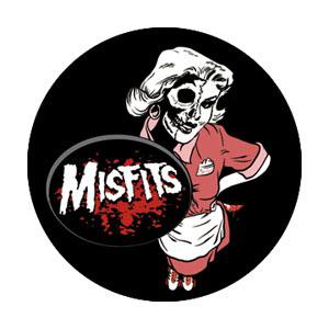 Misfits- Fiend Waitress pin (pinX344)