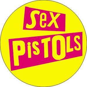 Sex Pistols- Logo pin (pinX298)