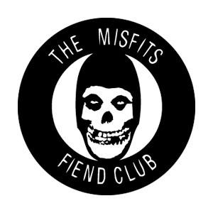 Misfits- Fiend Club pin (pinX356)