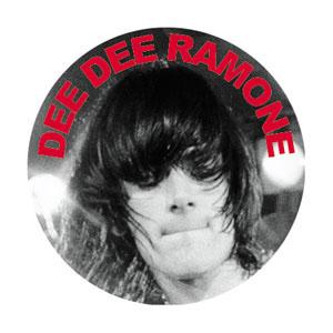 Dee Dee Ramone- Live Pic pin (pinX360)