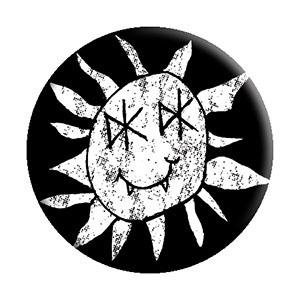Dead Kennedys- Sun pin (pinX372)