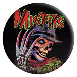 Misfits- Nightmare pin (pinX388)