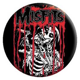 Misfits- Ripping pin (pinX391)