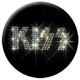 Kiss- Logo pin (pinX511)