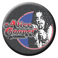 Alice Cooper- Circle Pic pin (pinX290)