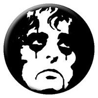 Alice Cooper- Eyes pin (pinX296)