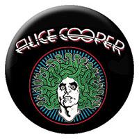 Alice Cooper- Medusa pin (pinX301)