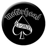 Motorhead- Ace Of Spades pin (pinX32)