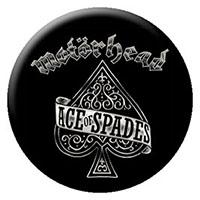 Motorhead- Ace Of Spades pin (pinX312)