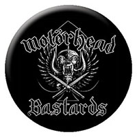 Motorhead- Bastards pin (pinX322)