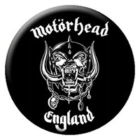 Motorhead- England pin (pinX29)