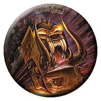 Motorhead- Orgasmatron pin (pinX283)