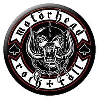 Motorhead- Rock & Roll pin (pinX240)