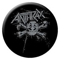 Anthrax- Grey Man pin (pinX260)