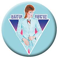 David Bowie- Blue Suit pin (pinX102)