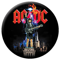 AC/DC- Angus Building pin (pinX122)