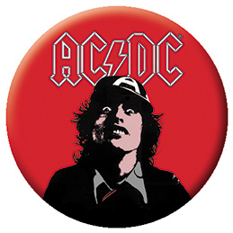 AC/DC- Red Angus pin (pinX128)