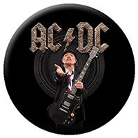 AC/DC- Angus Reaching Out pin (pinX13)