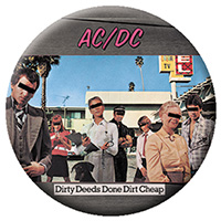 AC/DC- Dirty Deeds pin (pinX130)