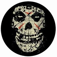 Misfits- Crystal Lake Fiend pin (pinX227)
