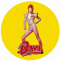 David Bowie- Glam Pic pin (pinX23)