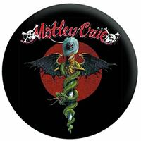 Motley Crue- Dr Feelgood pin (pinX234)