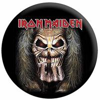 Iron Maiden- Eddie Candle Finger pin (pinX241)