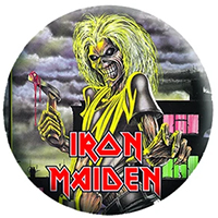 Iron Maiden- Killers pin (pinX242)