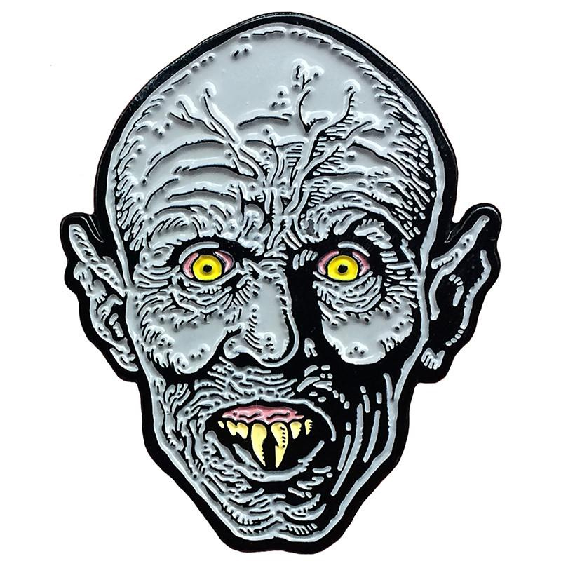 Barlow Salem's Lot Enamel Pin by Scumbags & Superstars (mp245)