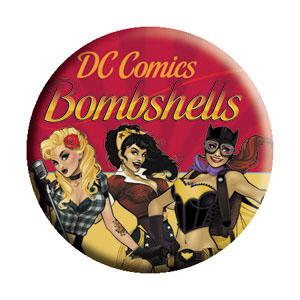 DC Comics- DC Bombshells pin (pinX374)