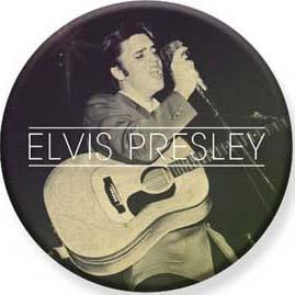 Elvis Presley- Live Pin (pinX497)