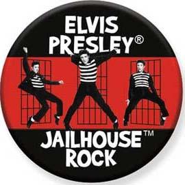 Elvis Presley- Jailhouse Rock Pin (pinX498)