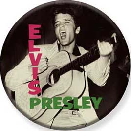 Elvis Presley- Album Cover Pin (pinX501)