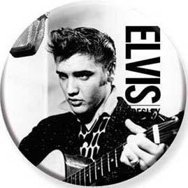 Elvis Presley- Studio Pin (pinX502)