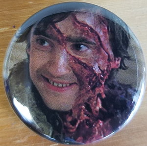 American Werewolf In London (Bloody Face) pin (pin-C56)