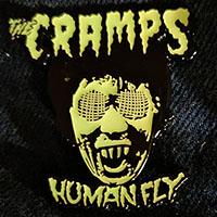 Cramps- Human Fly (Glow In The Dark) Enamel Pin