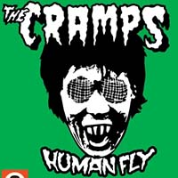 Cramps- Human Fly Enamel Pin