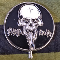 Dead Boys Enamel Pin from Western Evil (mp417)