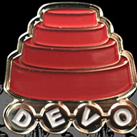 Devo- Energy Dome Enamel Pin (MP357)