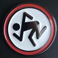 DRI- Skanking Enamel Pin (MP398)