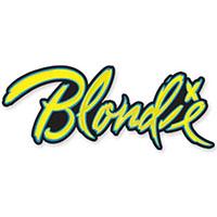 Blondie-Logo Enamel Pin (mp302)