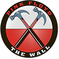 Pink Floyd- The Wall enamel Pin (MP1)