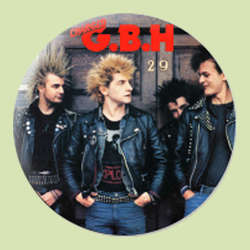 GBH- Give Me Fire pin (pinX462)
