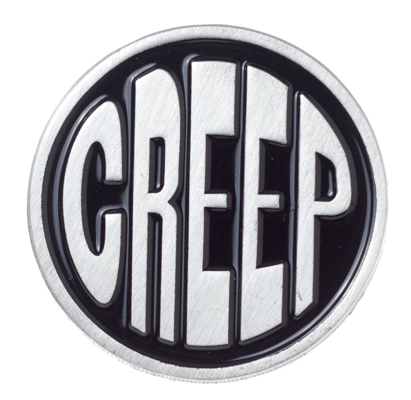 Creep Enamel Pin by Sourpuss/Kustom Kreeps (MP68)