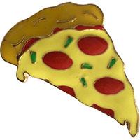 Pizza Slice Enamel Pin (MP255)