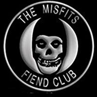 Misfits- Fiend Club Enamel Pin (mp355)
