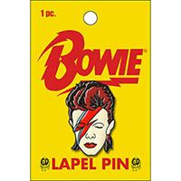 David Bowie- Face Enamel Pin (mp359)