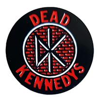Dead Kennedys- DK Enamel Pin (mp443)