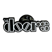 Doors- Logo Enamel Pin (mp386)